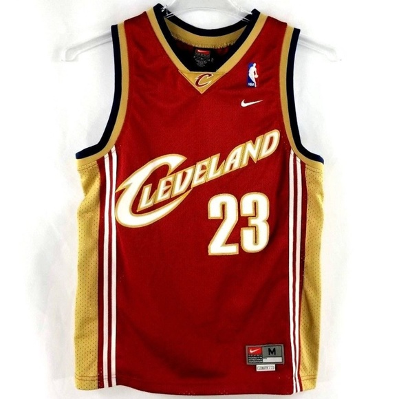 Nike Swingman Jersey Cleveland Cavs Lebron James cbc6db380